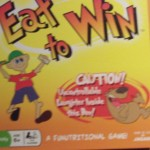 eat to win board game