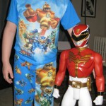 giant power ranger