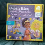 goldieblox parade float