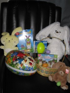 easter basket gund calico critters hog wild toys