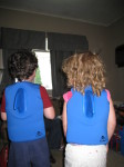 swimways sea squirts life jackets