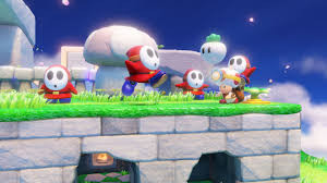 nintendo captain toad
