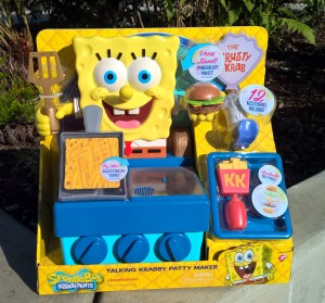spongebob krabby patty maker