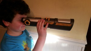 Star Wars Science Jedi telescope