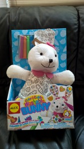 alex washable bunny