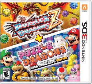 puzzle and dragons z