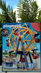 playmobil ferris wheel