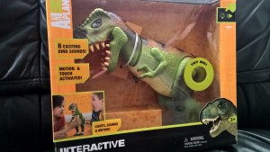 interactive t-rex animal planet