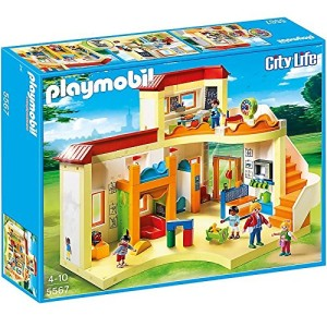 playmobil sunshine preschool