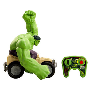 hulk smash car