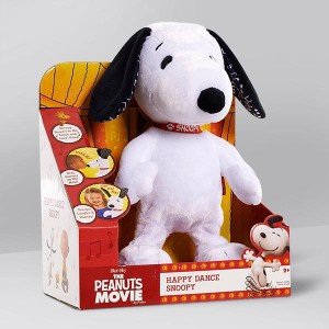 happy dance snoopy
