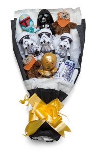 ThinkGeek Star Wars Bouquets