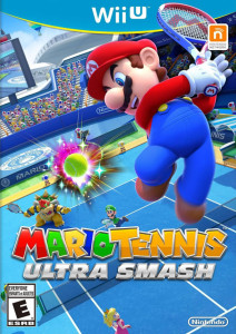 Mario ultra smash tennis