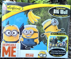colorforms - despicable me
