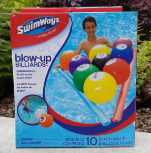 blow-up billiards