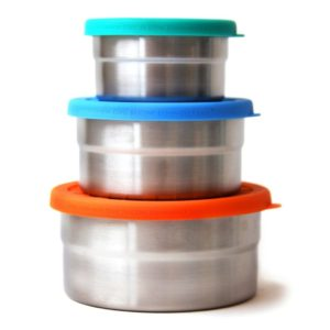 ecolunchbox Seal-Cup-Trio-Stack