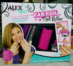 fab foil nail roller
