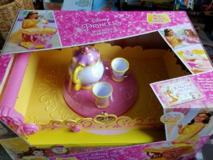 jakks belle tea party