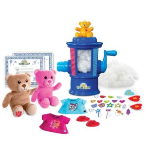 build-a-bear workshop stuffing