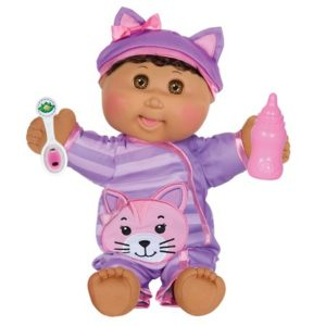 cabbage patch baby so real