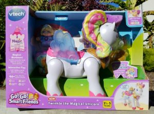 Twinkle the Magic Unicorn