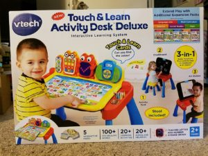 vtech touch & learn