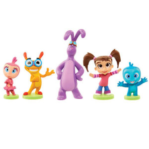 Mimiloo Friends Figure Pack