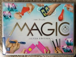 magic, silver edition