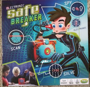 electronic safe breaker yulu
