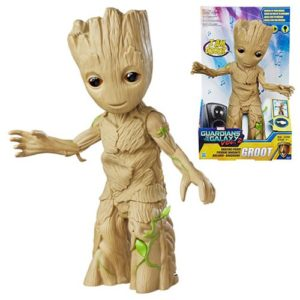 hasbro dancing groot guardians of galaxy