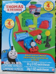 thomas and friends dough