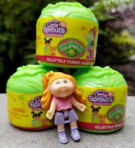 cabbage patch little sprouts mystery