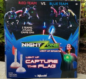 toysmith light up capture the flag