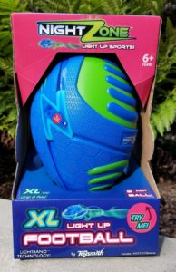 toysmith light up football
