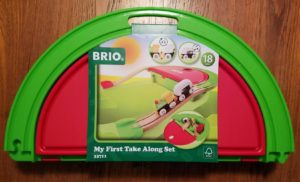 Brio take along set