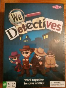 we detectives tactic games