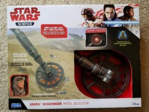 star wars metal detector
