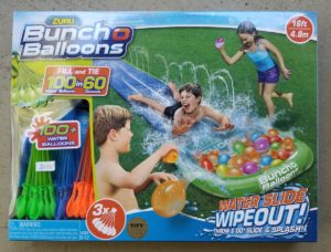 bunch-o-balloons water slide