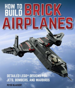build brick airplanes