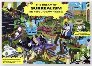 dream of surrealism