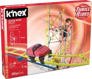 knex thrill rides clock work