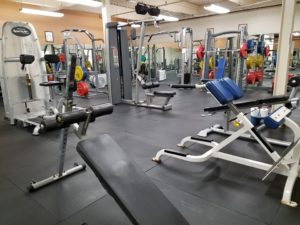 waterville valley gym