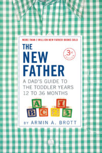 dad's guide to the toddler years brott