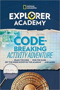 explorer academy code breaking