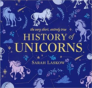 history of unicorns