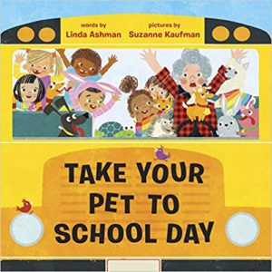 take pet to school